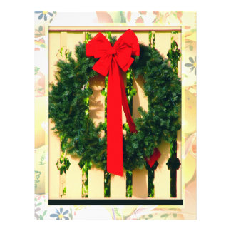 Holiday Cheers_ Customized Letterhead