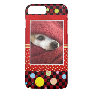 Holiday Chihuahua iPhone 7 Plus Case