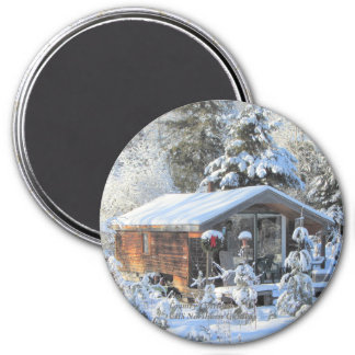 Holiday Country Cottage GHS Northern Gardens Magnet