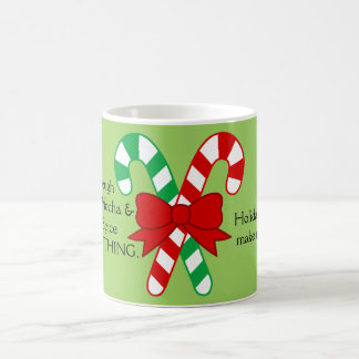 Holiday Creamer Mug