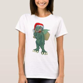 Holiday Cthulhu T-Shirt