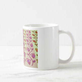 Holiday Decorations : Flower Garlands Classic White Coffee Mug