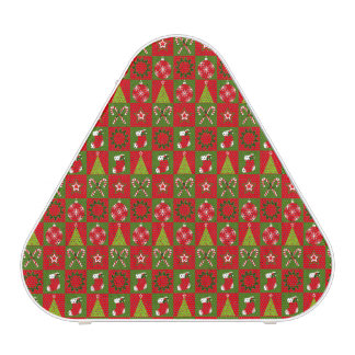 Holiday Decorative Squares Blueooth Speaker