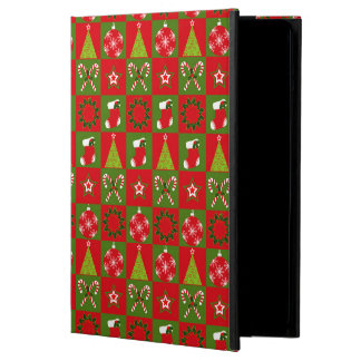Holiday Decorative Squares Case For iPad Air