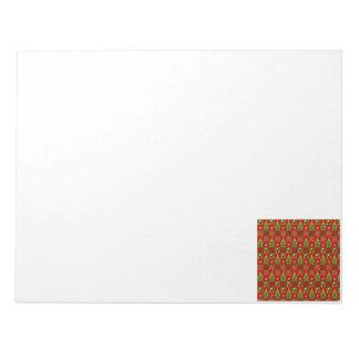 Holiday Decorative Squares Notepad