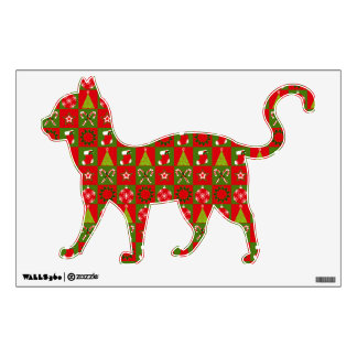 Holiday Decorative Squares Wall Sticker