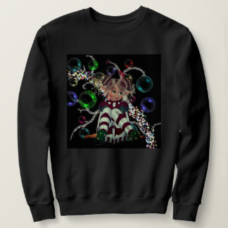 Holiday Dreams-New Year Wishes Sweatshirt