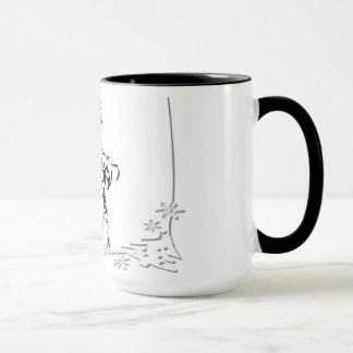 Holiday Equestrain Mug