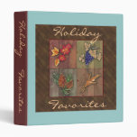 Holiday Favourites Recipe Notebook