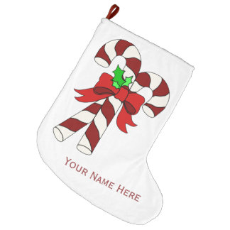 Holiday Festiva Large Christmas Stocking