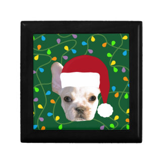 Holiday Frenchie Gift Box