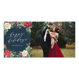 Holiday Garden Photo Card