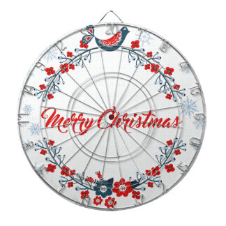 Holiday Gifts Dartboard