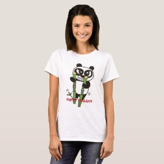 Holiday Greetings from Bamboo Horse Ride Master T-Shirt