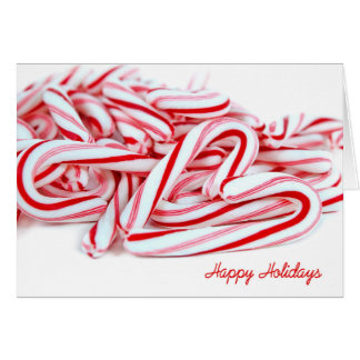 Holiday Heart Card