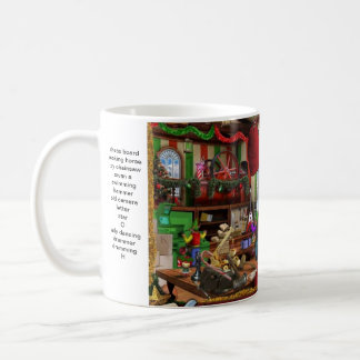 Holiday Hidden Object Picture Mug