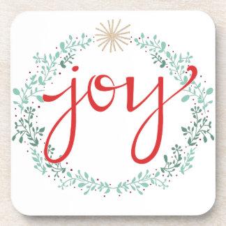 Holiday Joy Coasters