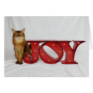 Holiday Joy featuring Summer Samba Card