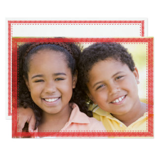Holiday Kwanzaa Photo Card