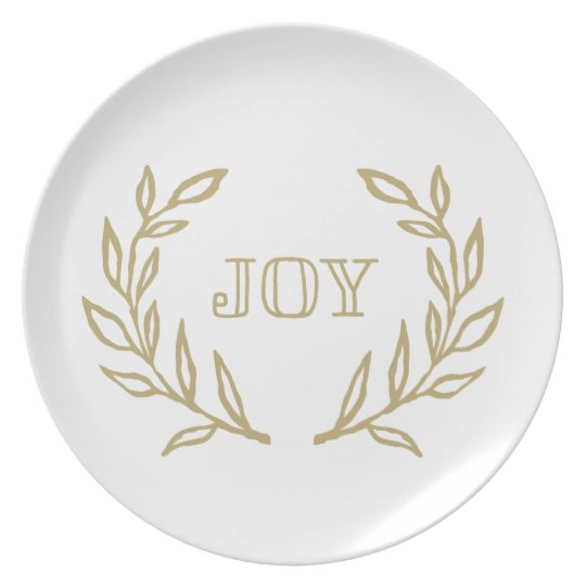 Holiday Laurels Collection Plate