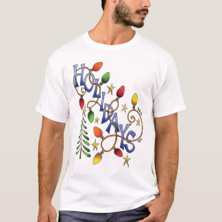 Holiday Lights T-Shirt