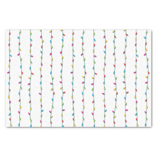 Holiday Lights Tissue Paper