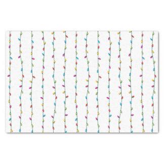 Holiday Lights Tissue Paper