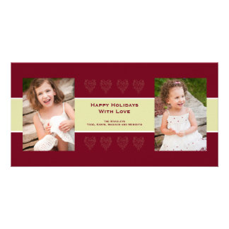 Holiday Love Photo Card