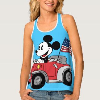 Holiday Mickey   Red Convertible Tank Top