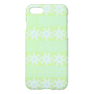Holiday Mint iPhone 7 Matte Case