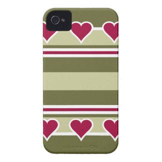 Holiday Motif Blackberry Bold case - customizable