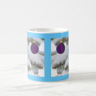 Holiday ornament mug  2  11oz.