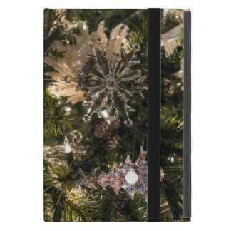 Holiday Ornaments iPad Mini Cover
