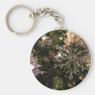 Holiday Ornaments Keychain