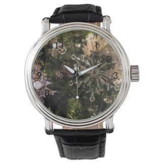 Holiday Ornaments Wrist Watch