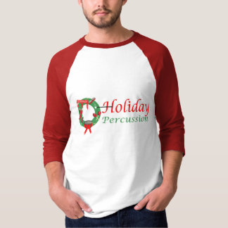 Holiday Percussion Shirt