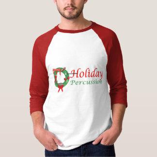 Holiday Percussion Shirt