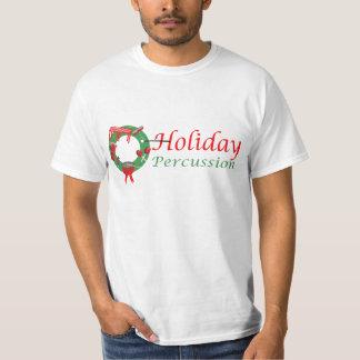 Holiday Percussion Shirts