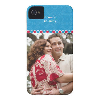 Holiday Photo iPhone 4/4S Case-Mate Barely There