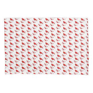 Holiday Pillow Case-Red Cardinal Pillowcase