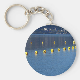 Holiday remember keychain