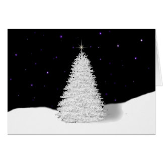 Holiday Remembrance Large Font Christmas Card