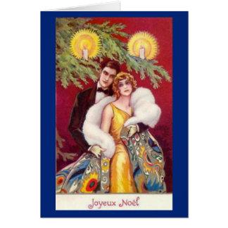 Holiday Romance Christmas Card
