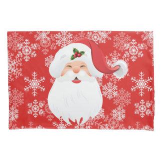 Holiday Santa Pillow Case