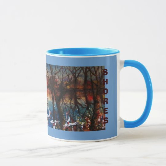 HOLIDAY SHORES MUG