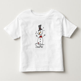 Holiday Snowman T-shirts and Gifts