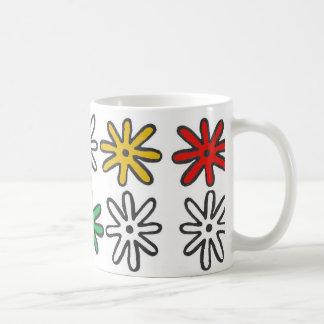 Holiday Splat Mug