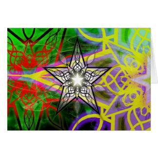 Holiday Stars Card
