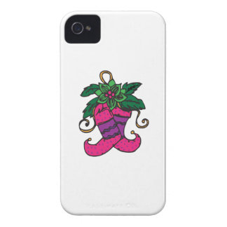 Holiday Stockings iPhone 4 Cases