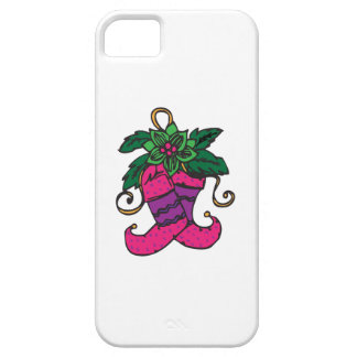 Holiday Stockings iPhone 5/5S Covers